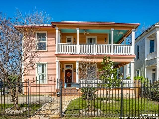 1003 Nolan St, San Antonio, TX 78202 (MLS #1439717) :: Alexis Weigand Real Estate Group