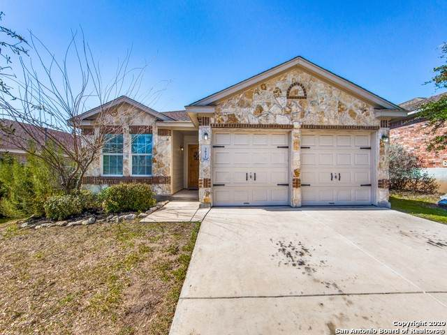 3831 Sausalito Fern, San Antonio, TX 78261 (MLS #1439718) :: BHGRE HomeCity