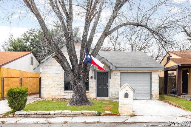 4331 Lehman Dr, Kirby, TX 78219 (MLS #1439753) :: Reyes Signature Properties