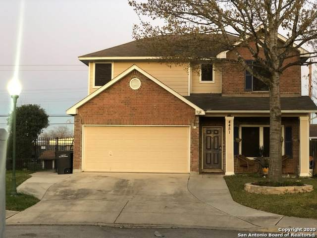 4451 Swan Forest, San Antonio, TX 78222 (MLS #1439777) :: The Glover Homes & Land Group