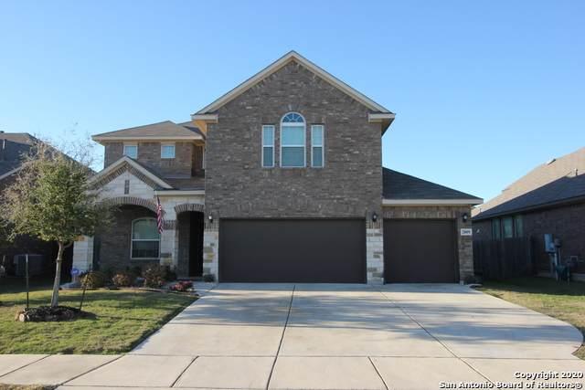 2809 Mistywood Ln, Schertz, TX 78108 (MLS #1439778) :: ForSaleSanAntonioHomes.com