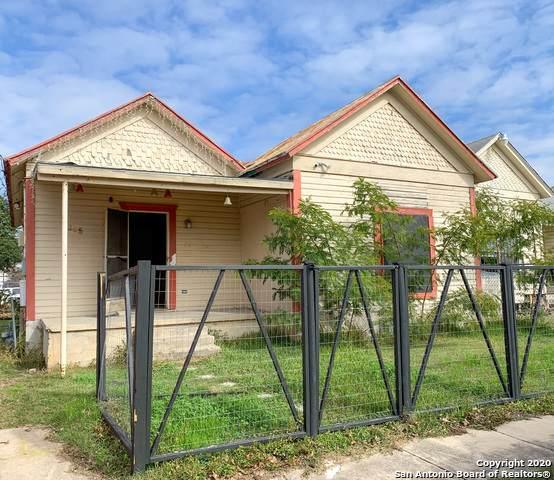 205 Idaho, San Antonio, TX 78203 (MLS #1439785) :: Carolina Garcia Real Estate Group