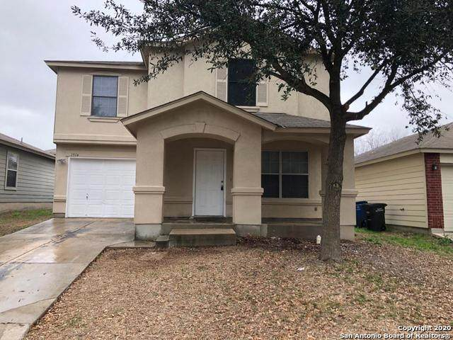 1514 Range Field, San Antonio, TX 78245 (MLS #1439817) :: BHGRE HomeCity