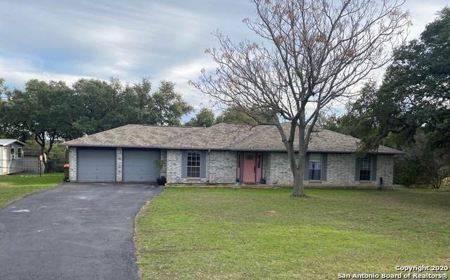 2049 Stallion Springs Dr, Fischer, TX 78623 (MLS #1439835) :: The Heyl Group at Keller Williams
