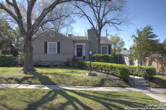 330 W Agarita Ave, San Antonio, TX 78212 (MLS #1439894) :: Exquisite Properties, LLC