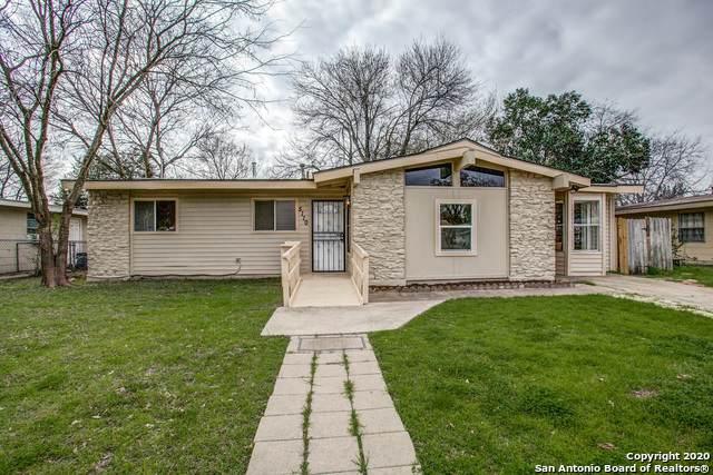 5110 Village Green, San Antonio, TX 78218 (MLS #1439916) :: Reyes Signature Properties