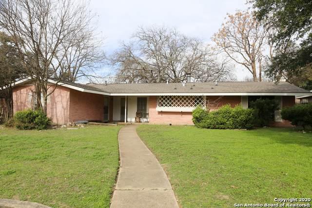 2609 Old Moss Rd, San Antonio, TX 78217 (MLS #1439939) :: Reyes Signature Properties
