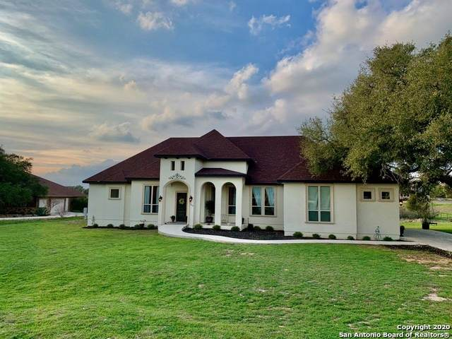 1143 Sapling Spring, New Braunfels, TX 78132 (MLS #1439940) :: Berkshire Hathaway HomeServices Don Johnson, REALTORS®