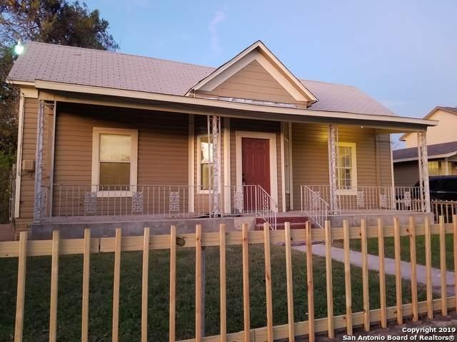 119 Gabriel, San Antonio, TX 78202 (MLS #1439967) :: Reyes Signature Properties
