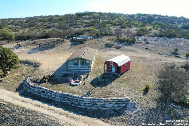 7600 Cr 450, Rocksprings, TX 78880 (MLS #1440028) :: Alexis Weigand Real Estate Group