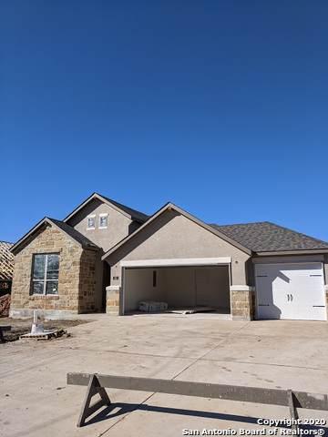 552 Chinkapin, New Braunfels, TX 78132 (MLS #1440090) :: Berkshire Hathaway HomeServices Don Johnson, REALTORS®