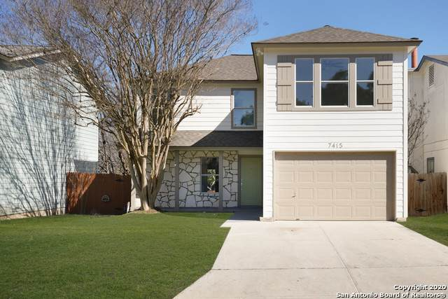 7415 Corian Park Dr, San Antonio, TX 78249 (#1440111) :: The Perry Henderson Group at Berkshire Hathaway Texas Realty