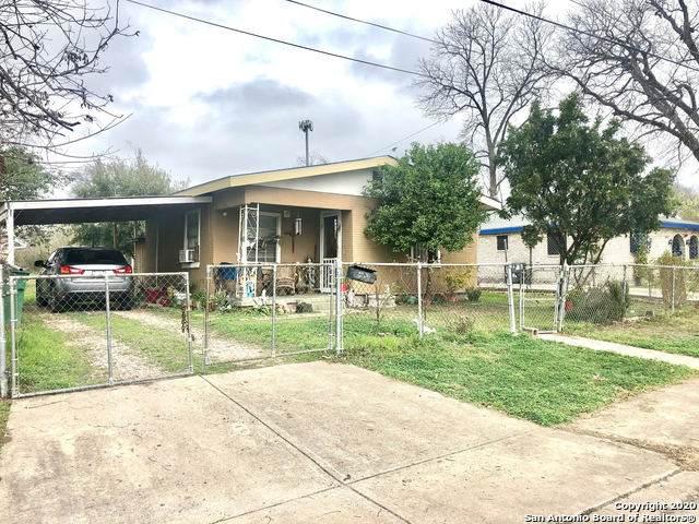 2547 Quintana Rd, San Antonio, TX 78211 (MLS #1440150) :: BHGRE HomeCity