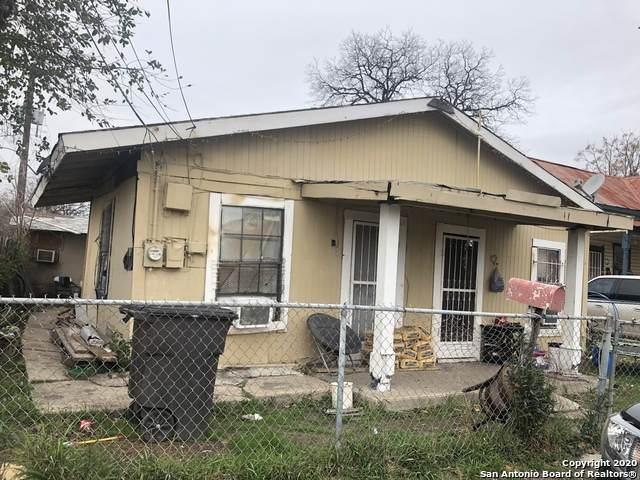 915 N San Marcos, San Antonio, TX 78207 (MLS #1440235) :: BHGRE HomeCity