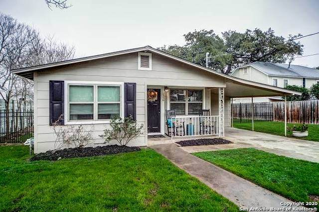 116 W Hosack St, Boerne, TX 78006 (MLS #1440367) :: Berkshire Hathaway HomeServices Don Johnson, REALTORS®