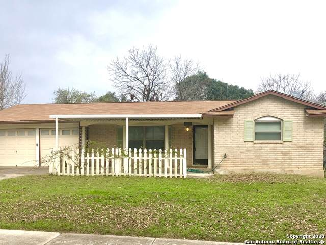 6431 Stable Road Dr, Leon Valley, TX 78240 (MLS #1440388) :: EXP Realty
