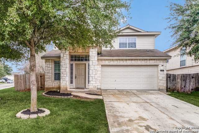 439 Dandelion Bnd, San Antonio, TX 78245 (MLS #1440393) :: EXP Realty