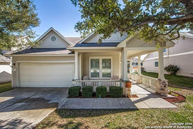 123 Brook Stone, Cibolo, TX 78108 (MLS #1440423) :: Reyes Signature Properties
