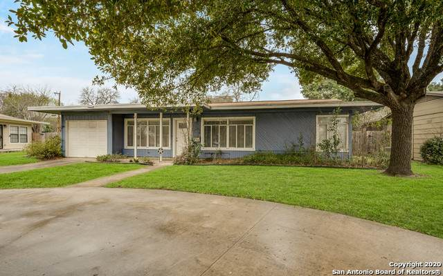 319 Bryn Mawr Dr, San Antonio, TX 78209 (MLS #1440439) :: The Mullen Group | RE/MAX Access