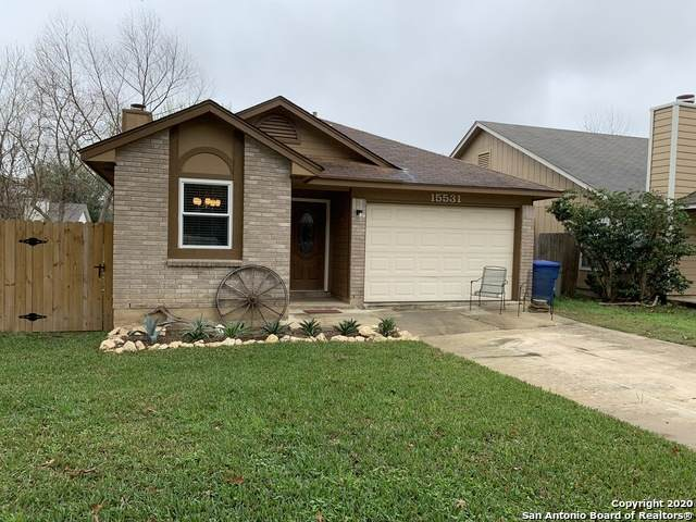 15531 Knollforest, San Antonio, TX 78247 (MLS #1440454) :: The Glover Homes & Land Group