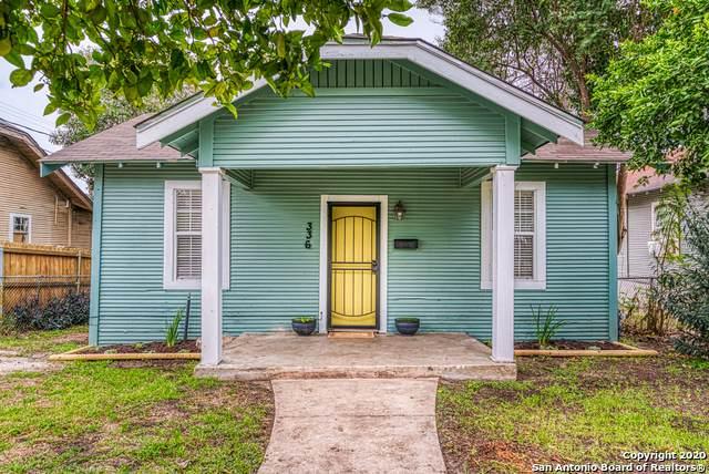 336 Delmar St, San Antonio, TX 78210 (MLS #1440466) :: Berkshire Hathaway HomeServices Don Johnson, REALTORS®