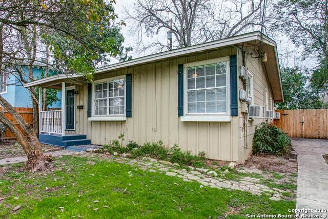215 Routt St, Alamo Heights, TX 78209 (MLS #1440485) :: Reyes Signature Properties