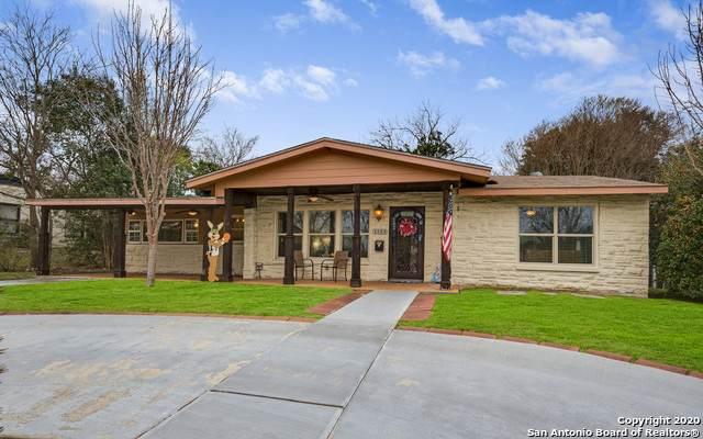 1153 Garraty Rd, San Antonio, TX 78209 (MLS #1440495) :: NewHomePrograms.com LLC