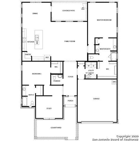 9203 Oleander Cove, San Antonio, TX 78254 (MLS #1440504) :: BHGRE HomeCity