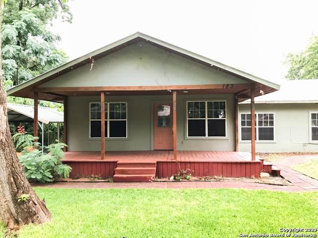 183 E Lincoln St, New Braunfels, TX 78130 (MLS #1440508) :: ForSaleSanAntonioHomes.com
