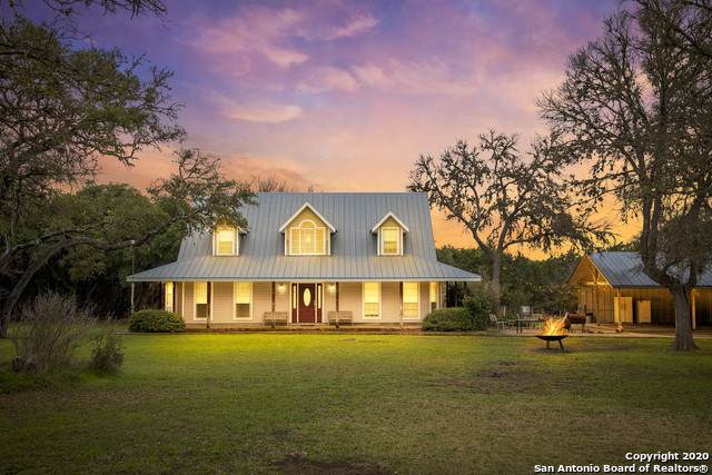769 Bear Creek Rd, Pipe Creek, TX 78063 (MLS #1440526) :: Vivid Realty