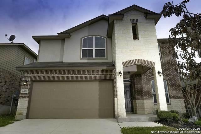 6835 Briscoe Mill, San Antonio, TX 78253 (MLS #1440529) :: BHGRE HomeCity