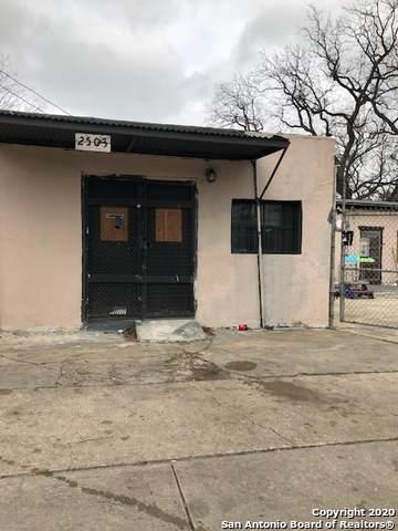 2503 W Martin St, San Antonio, TX 78207 (MLS #1440575) :: HergGroup San Antonio