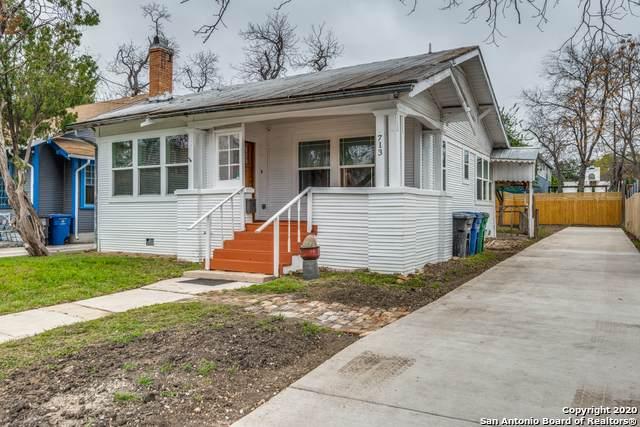 713 E Ashby Pl, San Antonio, TX 78212 (MLS #1440607) :: Exquisite Properties, LLC