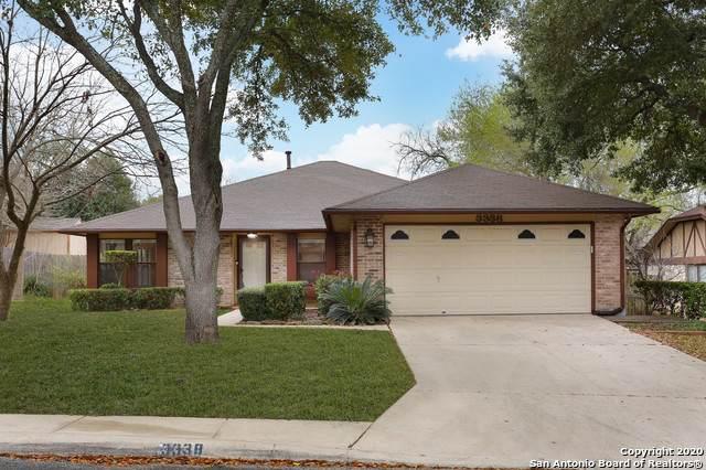 3338 Jenkins Dr, San Antonio, TX 78247 (MLS #1440662) :: BHGRE HomeCity