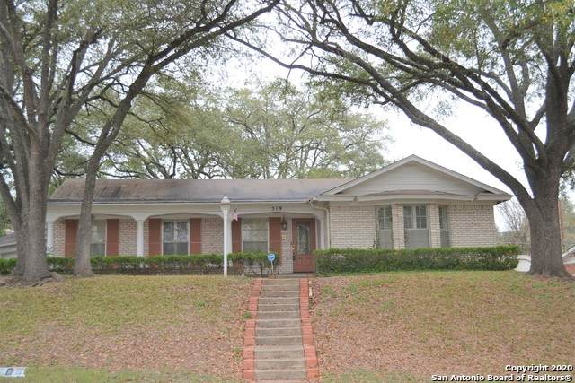 519 Lookout Dr, San Antonio, TX 78228 (MLS #1440739) :: Alexis Weigand Real Estate Group