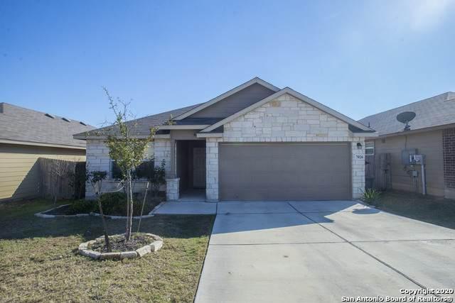 7026 Aphrodite Mist, San Antonio, TX 78252 (MLS #1440740) :: Alexis Weigand Real Estate Group