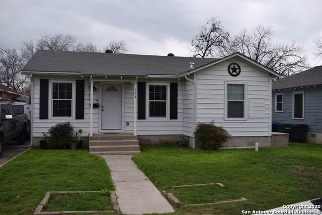 314 Fairview Ave, San Antonio, TX 78223 (MLS #1440755) :: Carolina Garcia Real Estate Group
