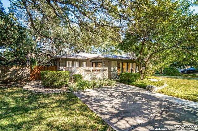 115 Hillview Dr, San Antonio, TX 78209 (MLS #1440756) :: The Mullen Group | RE/MAX Access