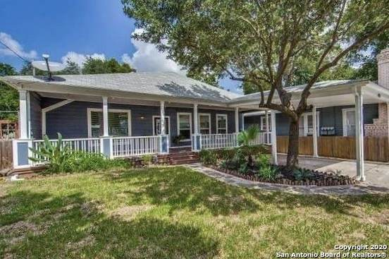 411 E Ashby Pl, San Antonio, TX 78212 (MLS #1440773) :: Exquisite Properties, LLC