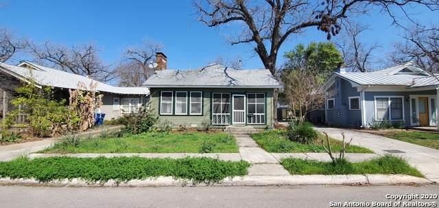 125 Magnolia Dr, San Antonio, TX 78212 (MLS #1440793) :: Exquisite Properties, LLC
