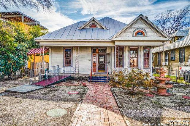 725 E Guenther St, San Antonio, TX 78210 (MLS #1440794) :: Vivid Realty