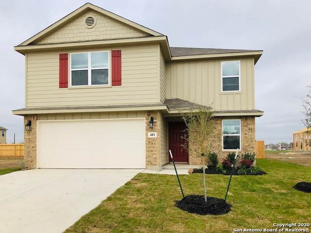 481 Long Leaf Dr, New Braunfels, TX 78130 (MLS #1440808) :: Reyes Signature Properties