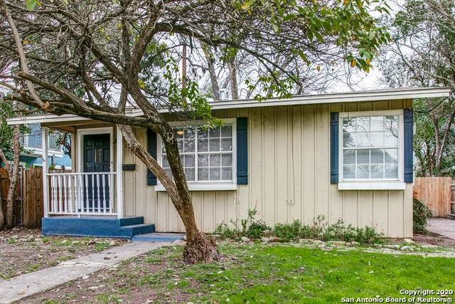 215 Routt St, Alamo Heights, TX 78209 (MLS #1440892) :: Alexis Weigand Real Estate Group