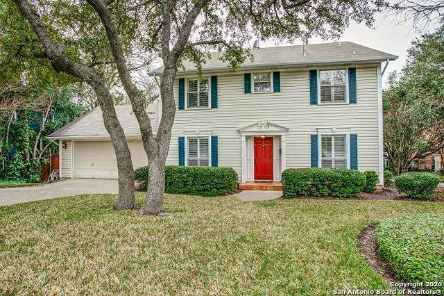 411 Cleveland Ct, San Antonio, TX 78209 (MLS #1440909) :: The Gradiz Group
