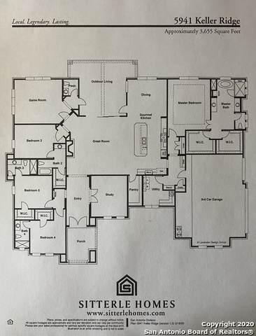 5941 Keller Ridge, New Braunfels, TX 78132 (MLS #1440934) :: Berkshire Hathaway HomeServices Don Johnson, REALTORS®