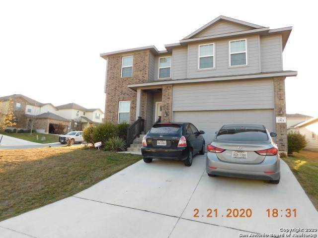 1911 Camp Light Way, San Antonio, TX 78245 (MLS #1440948) :: The Gradiz Group