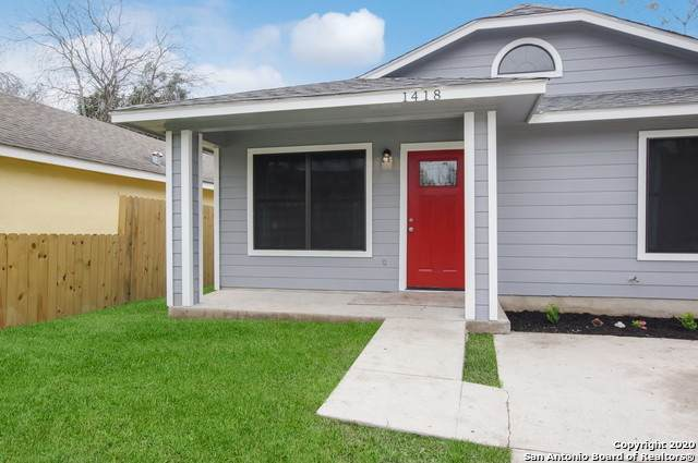 1418 Denver Blvd, San Antonio, TX 78210 (MLS #1440951) :: BHGRE HomeCity