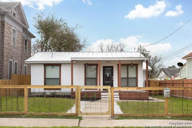 908 E Crockett St, San Antonio, TX 78202 (MLS #1440955) :: Tom White Group