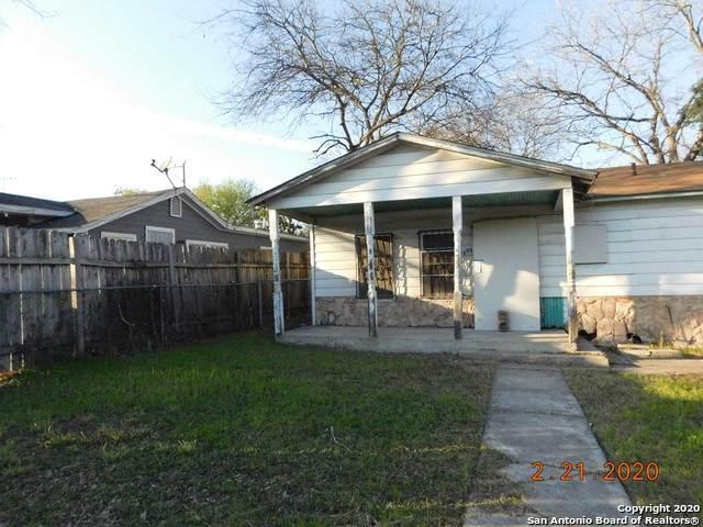 1257 Crystal, San Antonio, TX 78211 (MLS #1440971) :: Reyes Signature Properties