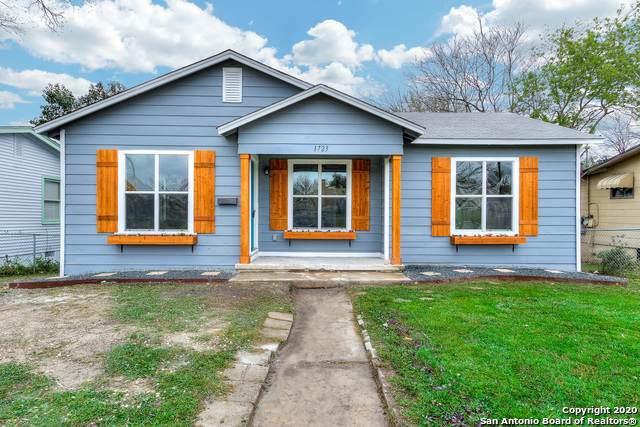 1723 Gorman, San Antonio, TX 78202 (MLS #1440987) :: Reyes Signature Properties